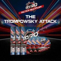80/20 Tactics Multiplier: The Trompowsky Attack – IM Levy Rozman