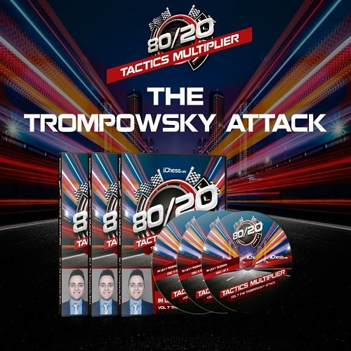 80/20 Tactics Multiplier: The Trompowsky Attack – IM Levy Rozman