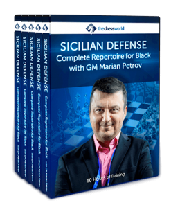 Sicilian defense complete repertoire for black
