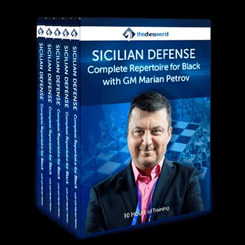 Sicilian Defense - Complete Repertoire with GM Marian Petrov