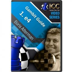 1. e4 Gambits – GM Boris Alterman