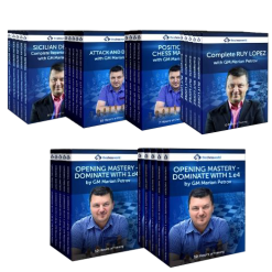 GM Marian Petrov – Complete Opening Preparation Bundle