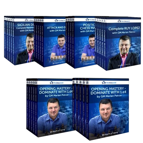 GM Marian Petrov - Complete Opening Preparation Bundle