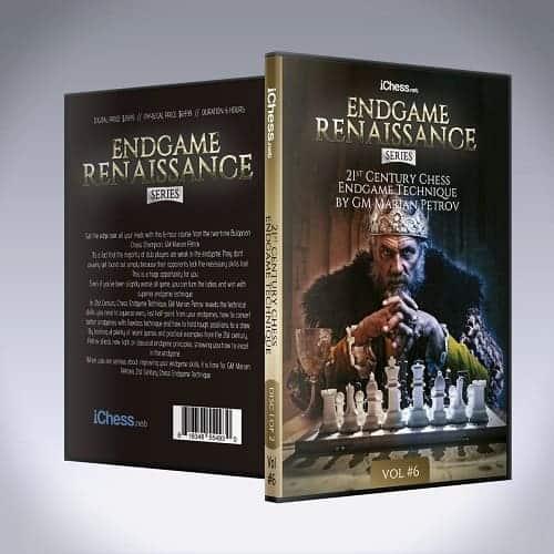 21st Century Chess Endgame Technique – GM Marian Petrov