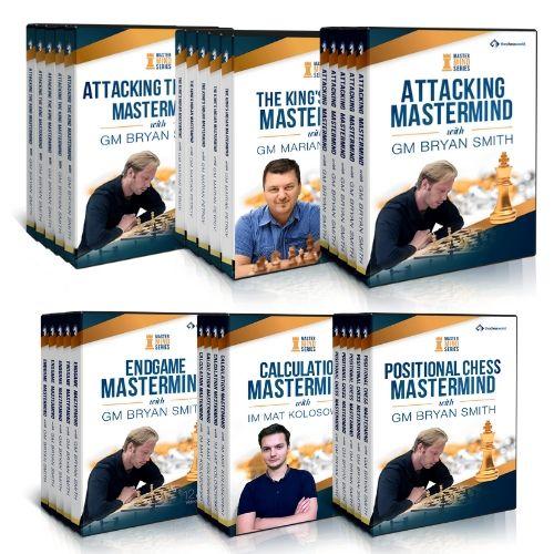 Mastermind Mega Bundle