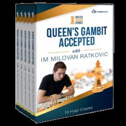 Queen's Gambit Accepted Mastermind with IM Milovan Ratkovic