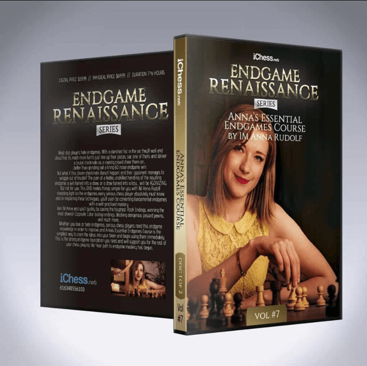 Anna's Essential Endgames Course – IM Anna Rudolf