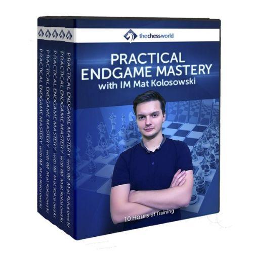 practical endgame mastery IM Kolosowski