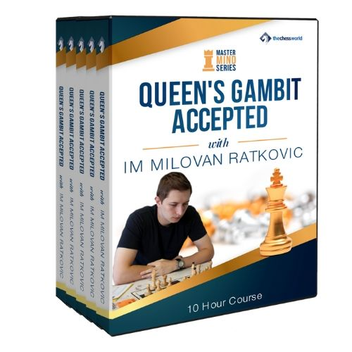 queen's gambit accepted mastermind