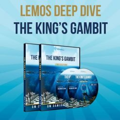 The King's Gambit – GM Damian Lemos (Lemos Deep Dive Vol. 13)