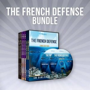 The Complete French Defense Bundle