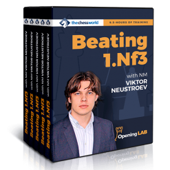 Beating 1.Nf3 with NM Viktor Neustroev – Opening Lab