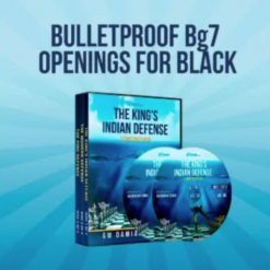 Bulletproof Bg7 Openings for Black by GM Damian Lemos