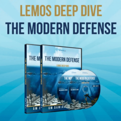 The Modern Defense – GM Damian Lemos (Lemos Deep Dive Vol. 16)