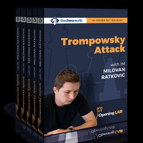 Trompowsky Attack - Opening Lab with IM Milovan Ratkovic