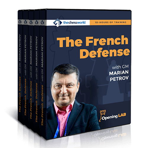 French Defense - Opening Lab with GM Marian Petrov