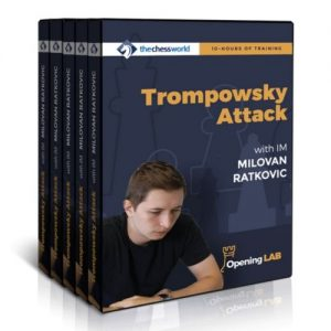 trompowsky attack cover