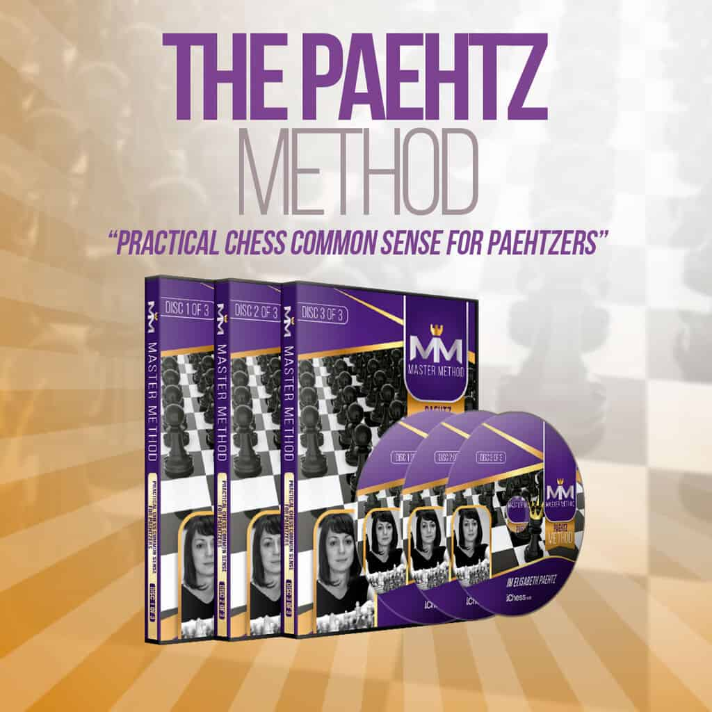 Practical Chess Common Sense For Paehtzers: The Paehtz Method