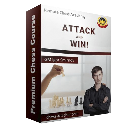 Attack and Win by GM Smirnov