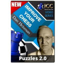 PUZZLES 2.0 by Chess Coach Dan Heisman