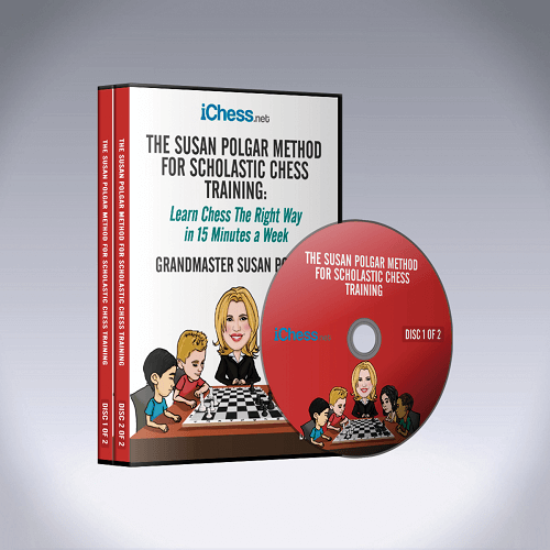 The Susan Polgar Method for Scholastic Chess Training