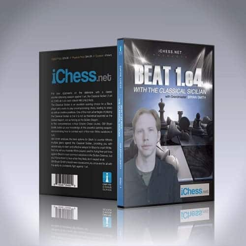 Beating 1.e4 with The Classical Sicilian – GM Bryan Smith