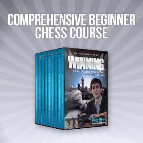 Comprehensive Beginner Chess Course (EC Vol 21-30) + Bonus