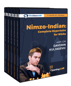 Ninzo indian complete repertoire for white