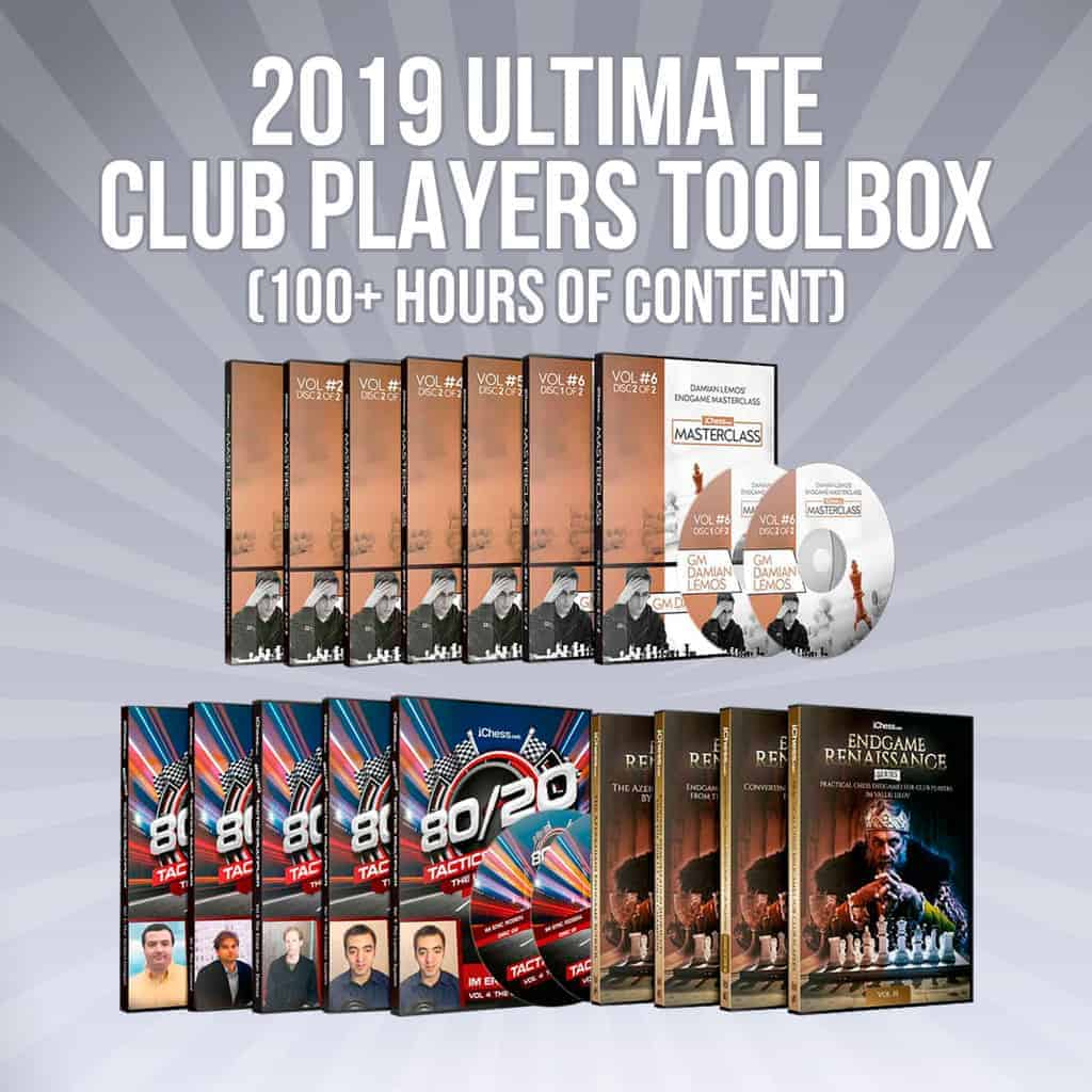 2019 Ultimate Club Players Toolbox (120+ hours of content)