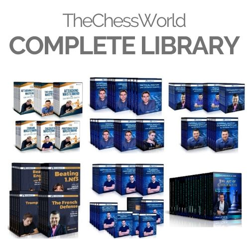 complete library thechessworld