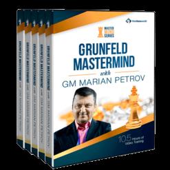 Grunfeld Mastermind with GM Marian Petrov
