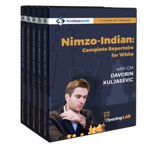 nimzo indian cover