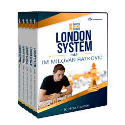 London System Mastermind with IM Milovan Ratkovic