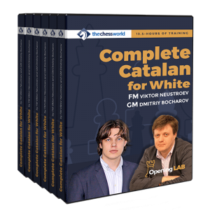 completed catalan for white