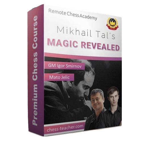 Mikhail Tal's Magic Revealed with GM Igor Smirnov and Mato Jelic