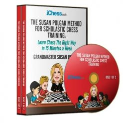 The Susan Polgar Method for Scholastic Chess Training Vol. 2