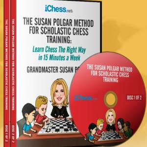 The Susan Polgar Method for Scholastic Chess Training Vol. 2