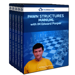 Pawn Structures Manual with IM Edward Porper