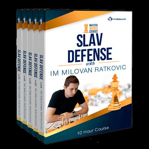 Slav Defense Mastermind with IM Milovan Ratkovic
