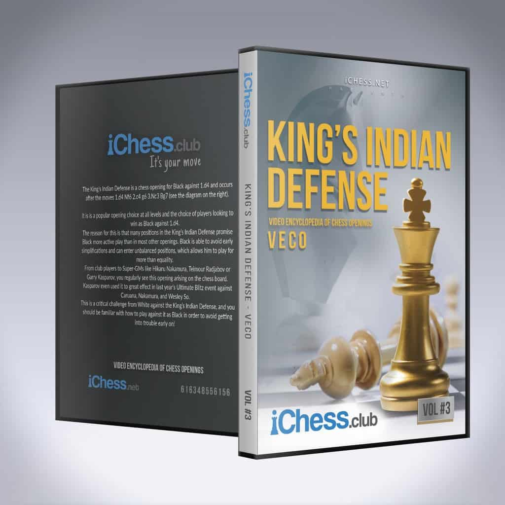 VECO – Vol#3 The King's Indian Defense