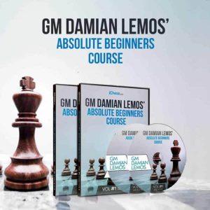 GM Damian Lemos' Absolute Beginner Course