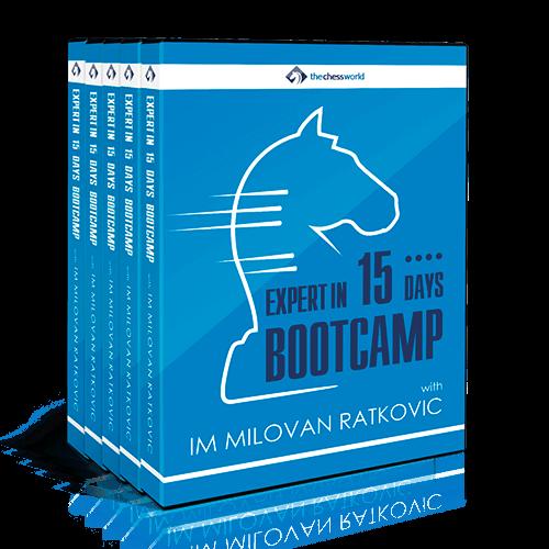 Expert in 15 Days Bootcamp with IM Milovan Ratkovic