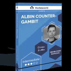 Albin Counter-Gambit with IM Milovan Ratkovic