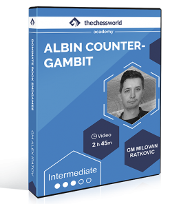 Albin counter gambit