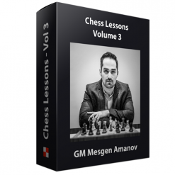 chess lessons Vol 3 GM Mesgen Amanov