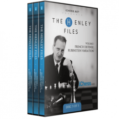 The Henley Files The French Rubinstein – GM Ron Henley