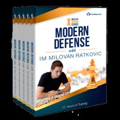 Modern Defense Mastermind with IM Milovan Ratkovic