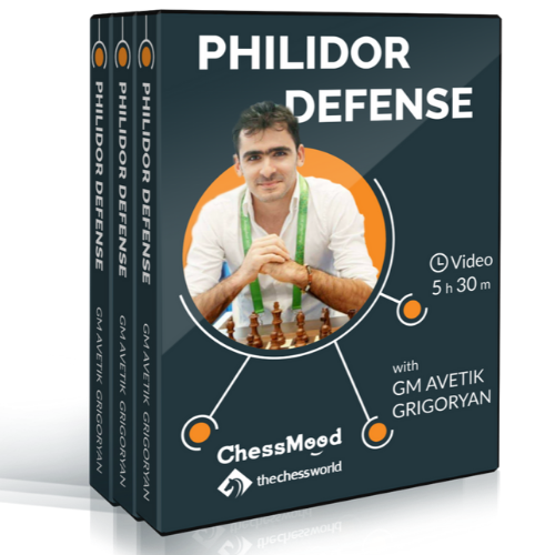 Crushing the Philidor Defense - GM Avetik Grigoryan