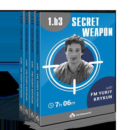 secret wepon