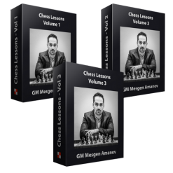 Chess Lessons by GM Mesgen Amanov